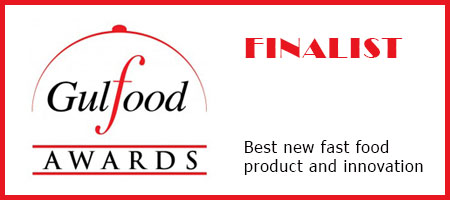 Y-Cook was a Finalist Gulfood in best new fast food product or innovation category